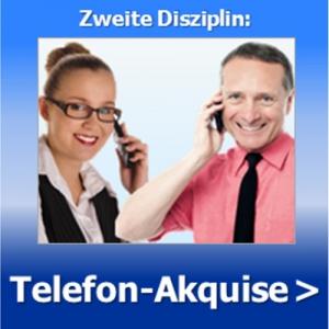 Die zweite Disziplin: Telefonakquise