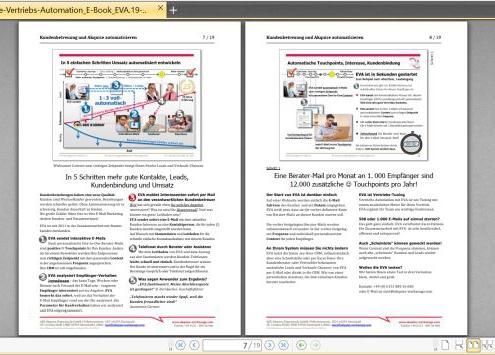 E-Book: 19 Seiten geballte Informationen mit Checklisten