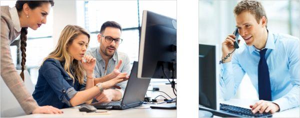 Telefon-Präsentation bringt virenfreie Kundenbindung und Umsatz